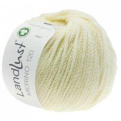 lana grossa landlust merino 120